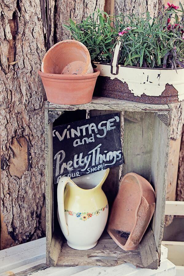 Vintage Farm Shop