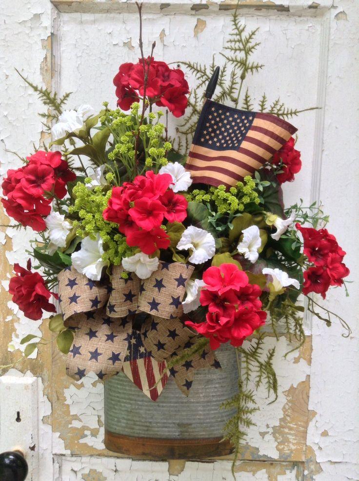 The 25+ best Americana decorations ideas on Pinterest ...