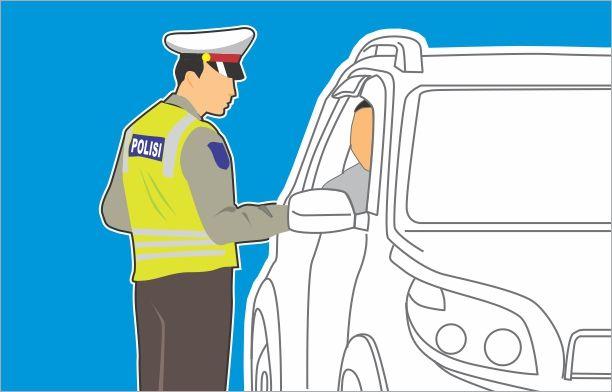 Apakah masyarakat boleh/berhak meminta petugas kepolisian menunjukkan surat perintah tugas saat menggelar razia? Mohon jawabannya.