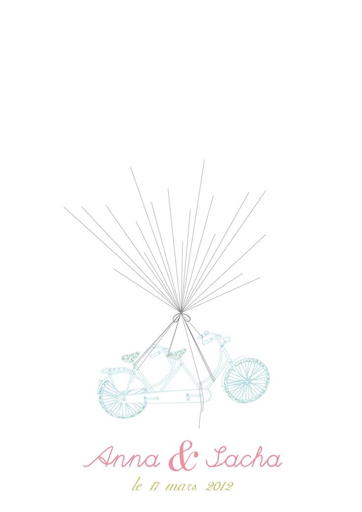 L'Affichette - Collection Bicyclette