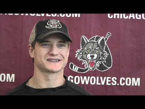 Chicago Wolves #21 Kevin Doell