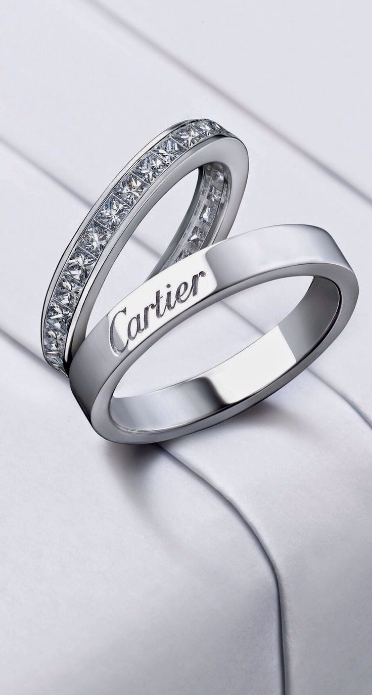 Cartier Wedding Rings!