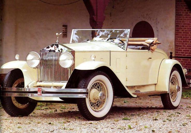 Rolls-Royce Phantom I, 1932