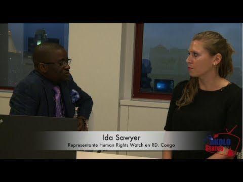 USA- RDC: IDA SAWYER FAIT DES REVELATIONS SUR LA FOSSE COMMUNE DE MALUKU