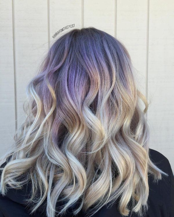 ombre hair black to blonde