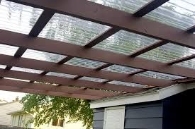 Image result for how to build a corrugated polycarb roof