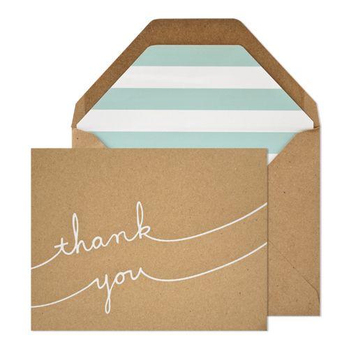 Pretty thank you notes. Sugar Paper, Los AngelesKraft Paper, Sugar Paper, Close Friends, Folding Cards, Cards Boxes, Thank You Cards, Los Angels, Note Cards, Paper Cards