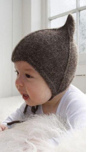 Strikkeopskrift | Strik lun og blød babyhue| Fint til baby| Sød barselsgave |Masser af babystrik | Håndarbejde
