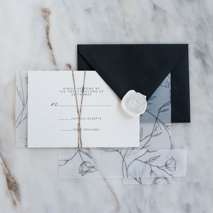 Stamptitude Foliage Wax Seal wedding stationery