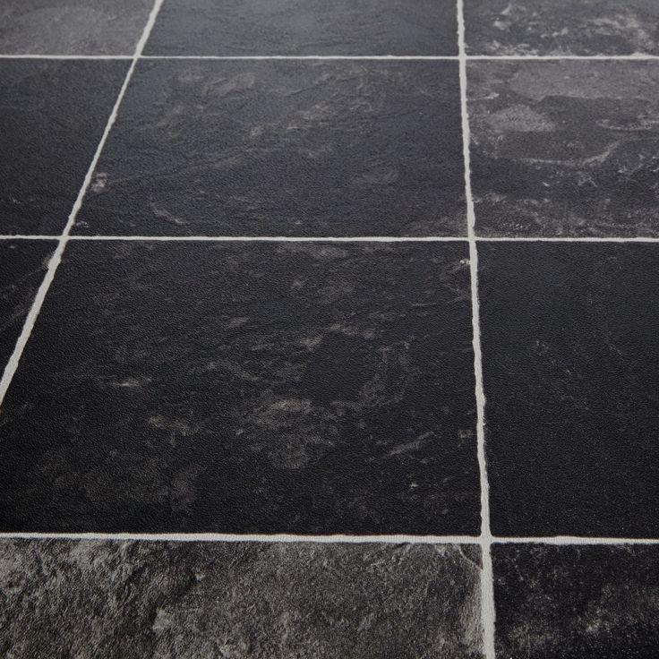 Best 25 Black Slate Floor Ideas On Pinterest Dark Tile