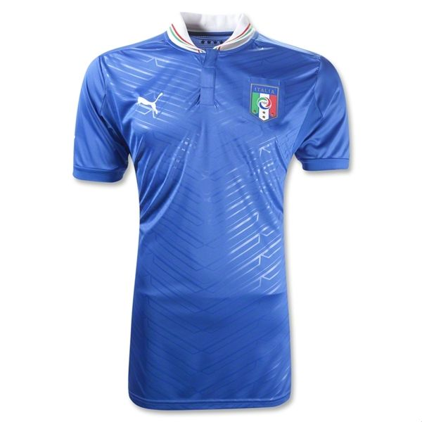 Italy 2012 Authentic Home Soccer Jersey - Want!