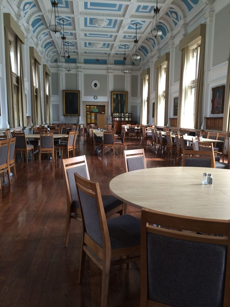 Dining Room At Royal Holloway