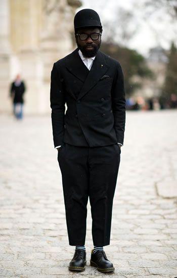 Sam Lambert, Paris