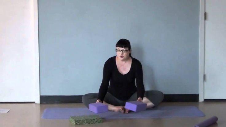 Baddha Konasana ~ Bound Angle Pose