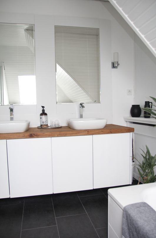 badezimmer selbst renovieren vorher nachher ideen rund ums haus pinterest schrank selber. Black Bedroom Furniture Sets. Home Design Ideas