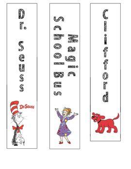 LIBRARY SHELF SIGNS - WITH CALL NUMBERS - TeachersPayTeachers.com