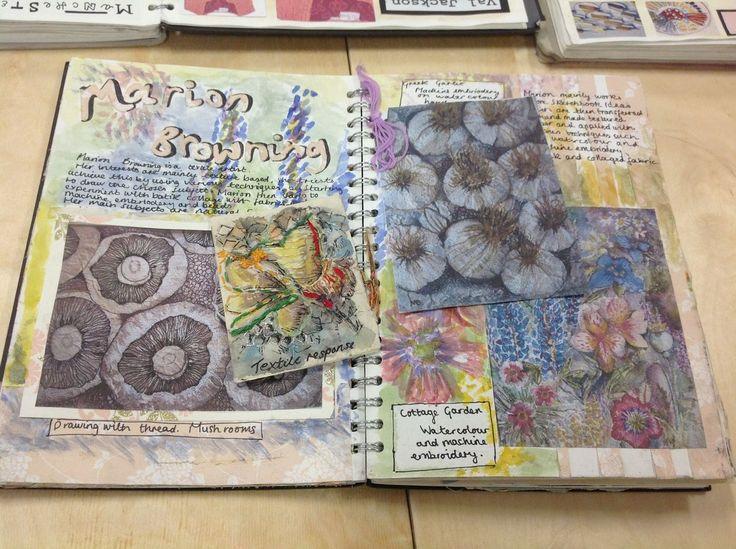 pinterest structure in GCSE sketchbook - Google zoeken