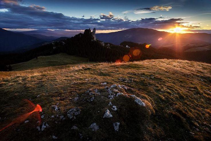 Rarau mountains, Romania, by Sorin Onisor
