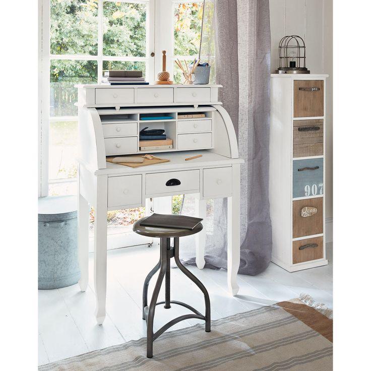 kleiner Sekretär, Vintage Style, Arbeitszimmer einrichten