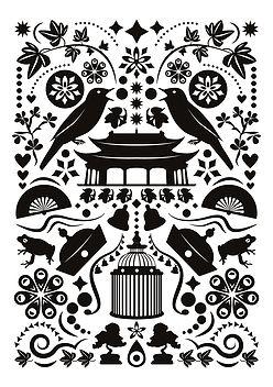 grandstoriesdesign | HC Anderson - The Nightingale