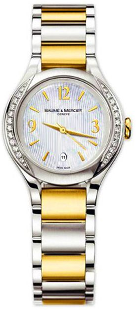 Baume & Mercier Ilea 8775: 8775 BAUME & MERCIER ILEA WOMEN'S LUXURY WATCH IN STOCK - FREE Overnight Shipping | Lowest… #authenticwatches