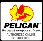 Pelican - You break it, we replace it... forever. - AUTHORIZED ONLINE DISTRIBUTOR