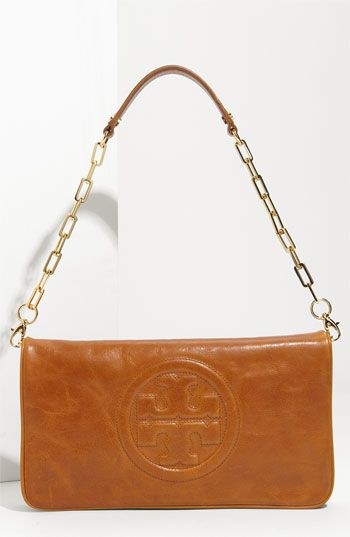 Tory Burch 'Reva Bombé' Clutch..