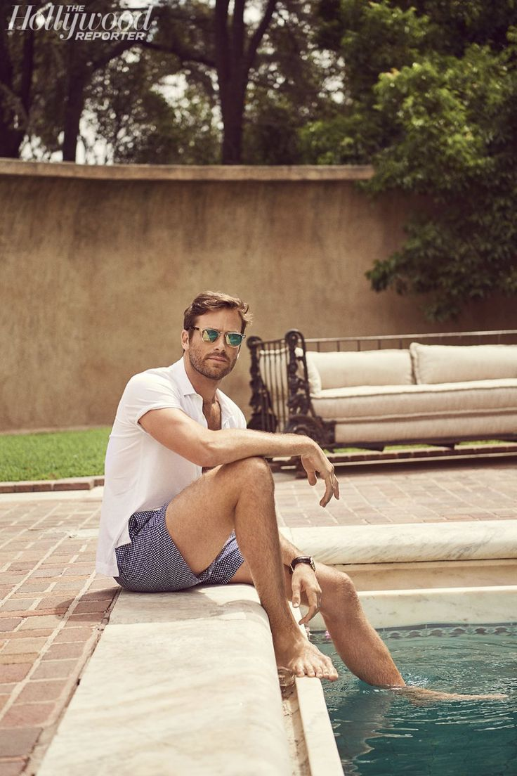Armie Hammer On His Steamy New Movie A Charmed Upbringing