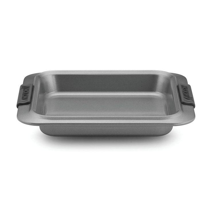 Anolon advanced nonstick bakeware 9inch square cake pan