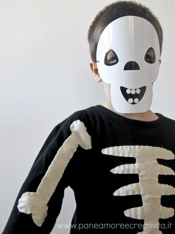 Tutorial costumi e maschere di carnevale - Pane, Amore e Creatività | Pane, Amore e Creatività