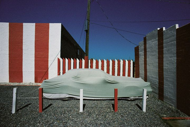 Franco Fontana, Phoenix, Arizona, 1979