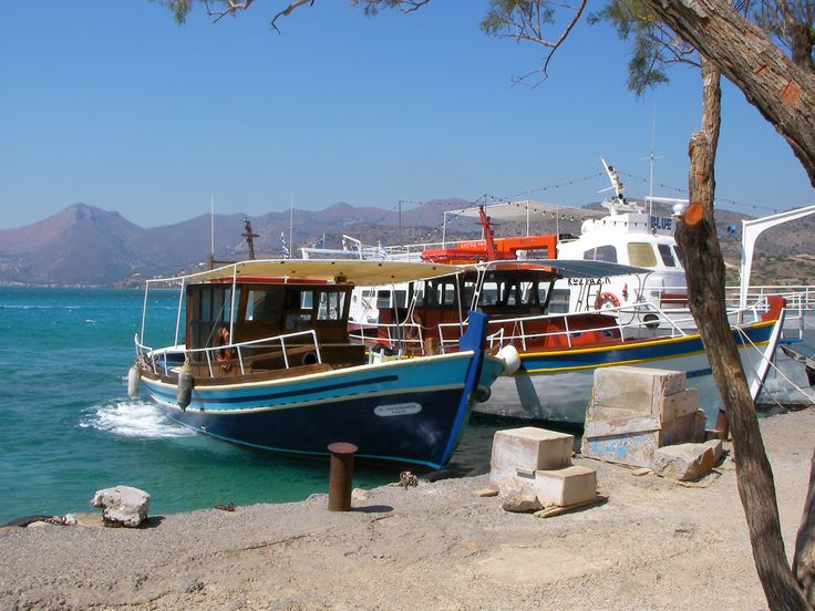 Little boats, Kos