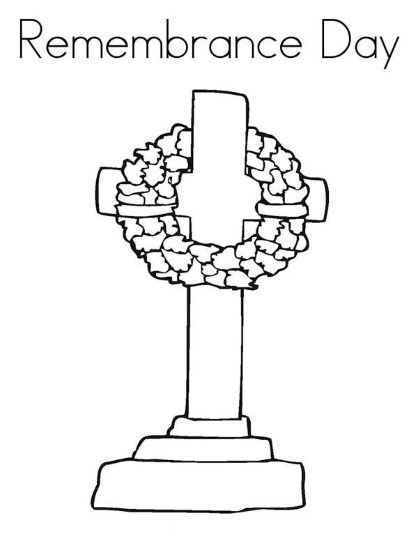 Remembrance Day Drawing Tombstone Remembrance Day Coloring Pages Remembrance Day Coloring Pages Remembrance