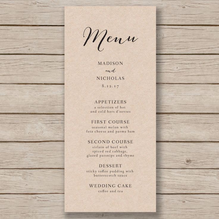 soft blue floral pattern wedding reception card templates by canva
