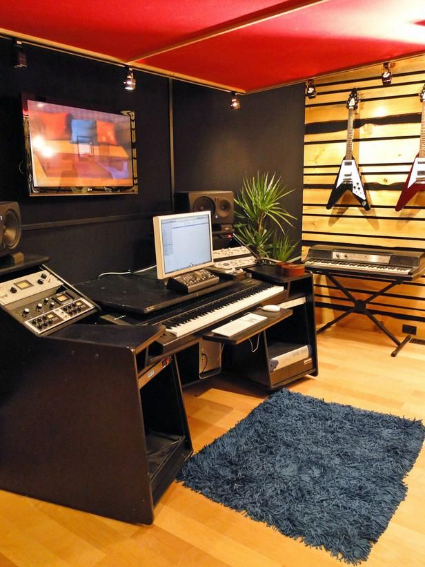 Pleasing 17 Best Images About Home Recording Studios On Pinterest Music Largest Home Design Picture Inspirations Pitcheantrous