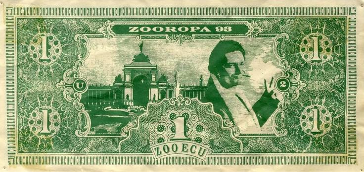Concerto: U2 - Zooropa'93, Estádio José Alvalade, Lisboa. 15 de Maio de 1993. Pin #4/6.