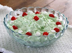 "5-Minute Watergate Salad.  I love this but didn't know it was called ""Watergate Salad"" ..."