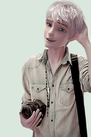 And plenty of Jack Frost. | This Is What Disney Characters Would Look Like In The Modern World