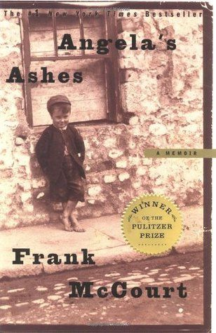 Angela's Ashes by Frank McCourt Narrated by: Frank McCourt http://www.bookscrolling.com/35-of-the-best-narrated-audiobooks/ #bestaudiobooknarrations #bookscrolling
