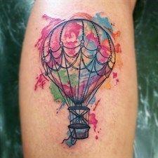 Moda: #Trend #tatuaggi. Quando il tattoo sembra un acquerello (link: http://ift.tt/2dD0hGj )