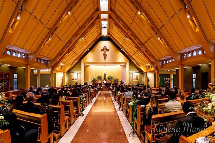 Iglesia / Church / Ceremonia Matrimonio / Wedding Ceremony