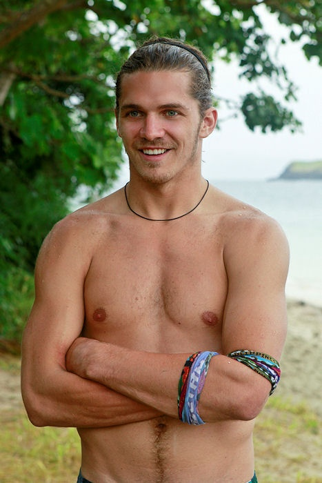 Survivor Philippines ~ Season 25 ~ (2012) ~ Player: Malcolm Freberg ~ Age: 25 ~ From: Hermosa Beach, CA ~ Wanted to pin a few Malcolm memories ~ Loved watching him compete & hope he'll be back! ~ ♥