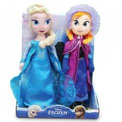 Disney Frozen™ 'Anna And Elsa' Plush Doll Set