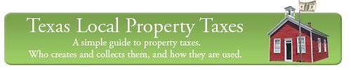 Texas Property Taxes