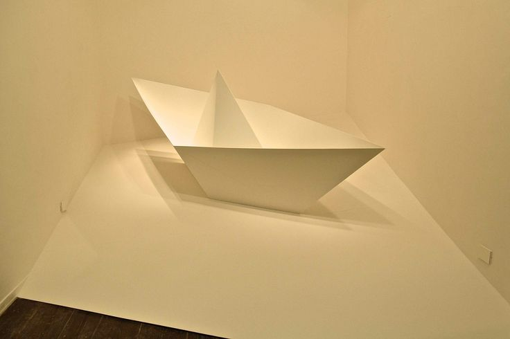 Kami mandjet, mariotti.mazzeo, 2012, ferro, smalto, 350x120 cm - Ignazio Mazzeo #art #ignaziomazzeo #galleriaportfolio #senigallia