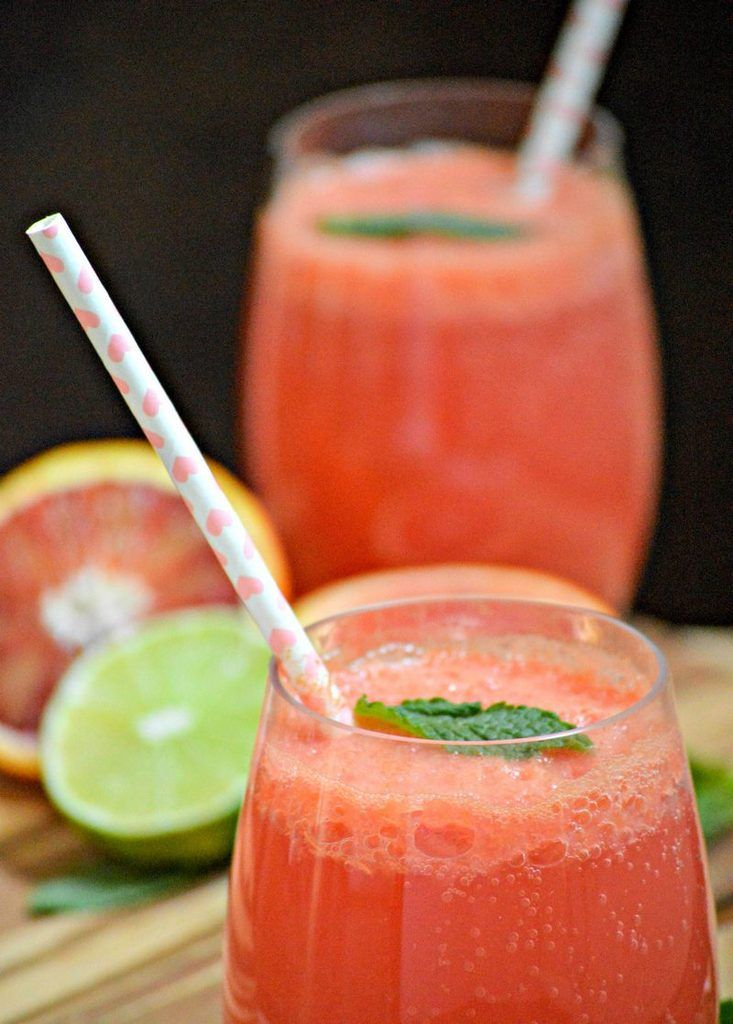 141 best images about recipes non alcoholic drinks on for Refreshing alcoholic drink recipes