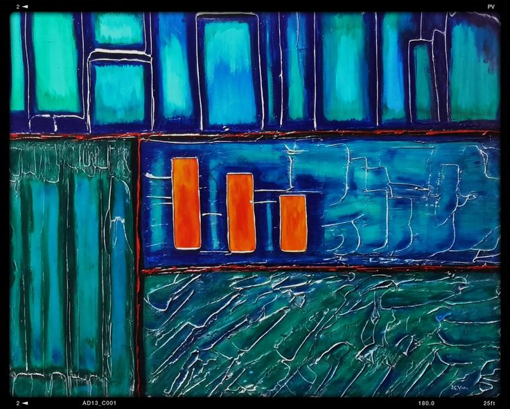 Jean-Claude Viau- Synergie- Acrylic Purchase/ Contact- jc3e@hotmail.com- Current Online Art Exhibition - International Gallery Of The Arts (IGOA)