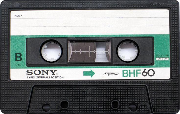 Sony BHF 60. Cartucho Compact Cassette - www.remix-numerisation.fr - Rendez vos souvenirs durables ! - Sauvegarde - Transfert - Copie - Digitalisation - Restauration de bande magnétique Audio - MiniDisc - Cassette Audio et Cassette VHS - VHSC - SVHSC - Video8 - Hi8 - Digital8 - MiniDv - Laserdisc - Bobine fil d'acier - Micro-cassette - Digitalisation audio