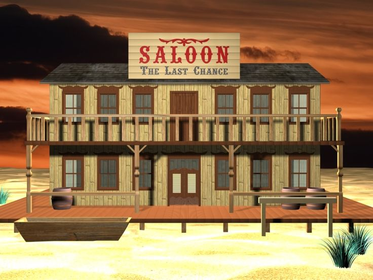 old west saloons | old west saloon by mesoua | OLD WEST ...