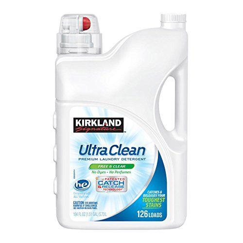 Krikland Signature Ultra Clean Premium Laundry Detergent Https